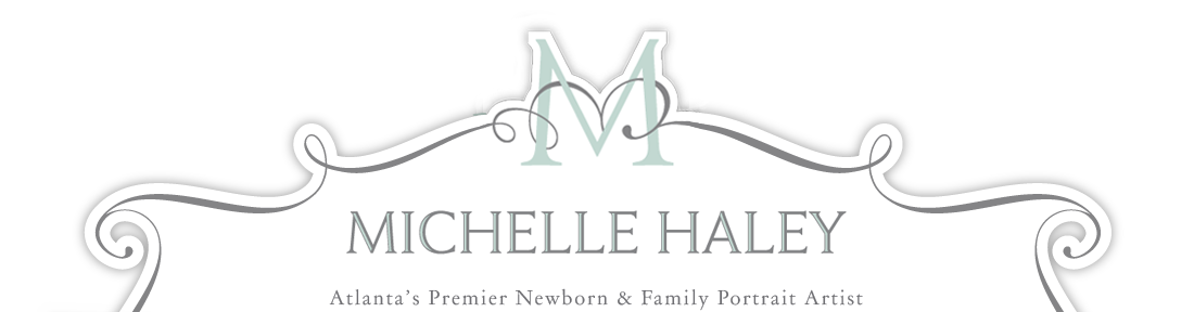 Atlanta Newborn Photographer | Atlanta Maternity Photographer | Baby Photographer logo